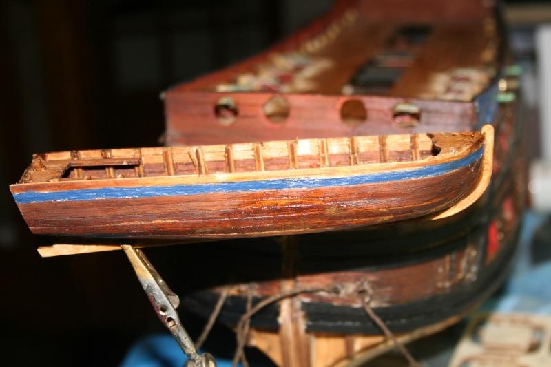 L'Ambitieux  un des navires de Tourville par michaud - Page 2 Img_6328
