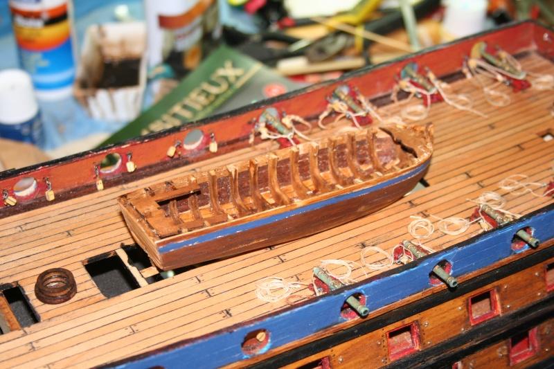 L'Ambitieux  un des navires de Tourville par michaud - Page 2 Img_6331