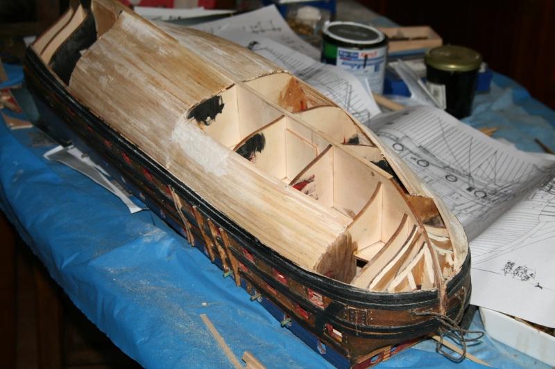 L'Ambitieux  un des navires de Tourville par michaud - Page 4 Img_6660