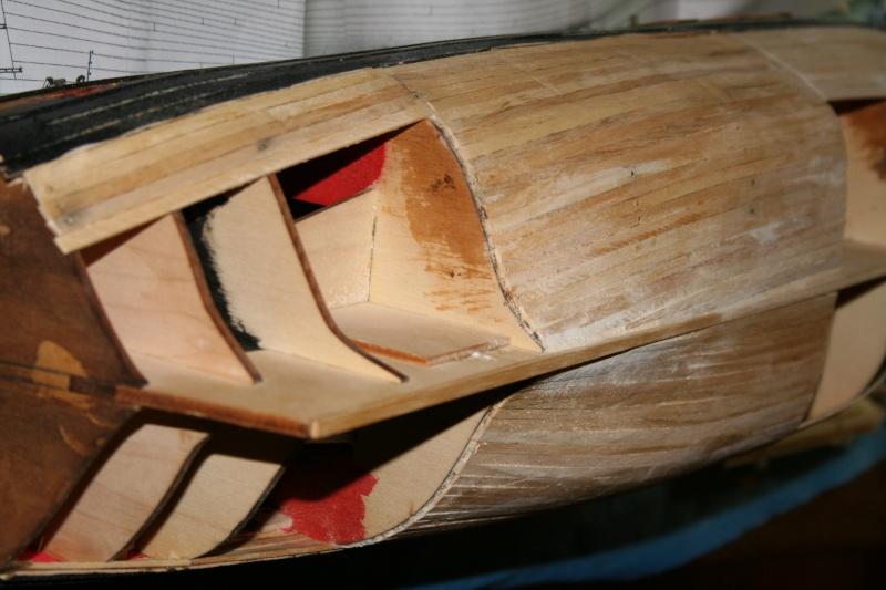 L'Ambitieux  un des navires de Tourville par michaud - Page 4 Img_6662