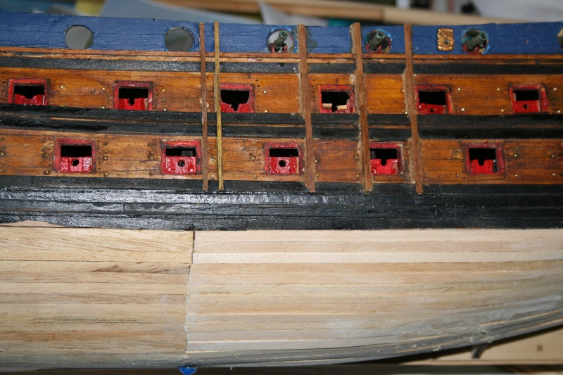 L'Ambitieux  un des navires de Tourville par michaud - Page 4 Img_6667