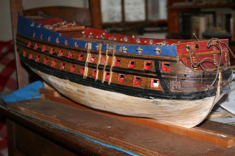 L'Ambitieux  un des navires de Tourville par michaud - Page 4 Img_6748