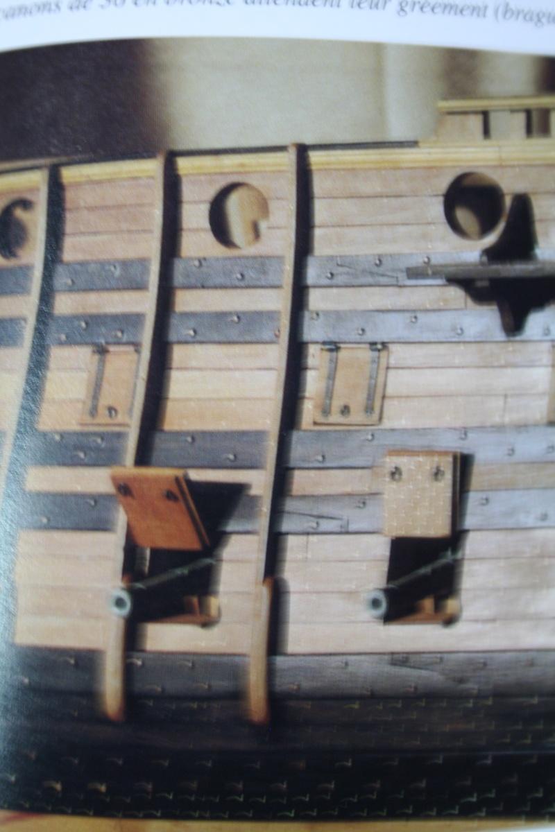 L'Ambitieux  un des navires de Tourville par michaud - Page 5 Img_6760