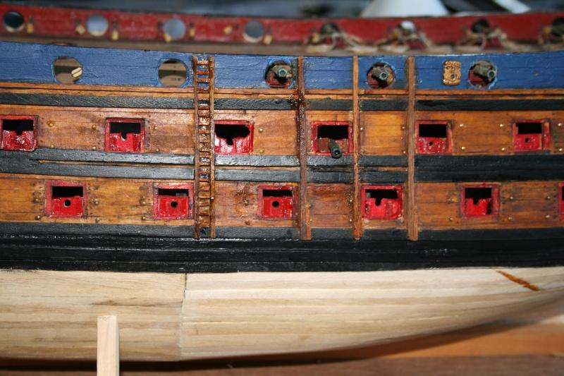 L'Ambitieux  un des navires de Tourville par michaud - Page 5 Img_6810
