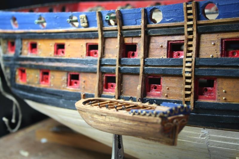 L'Ambitieux  un des navires de Tourville par michaud - Page 5 Img_6819