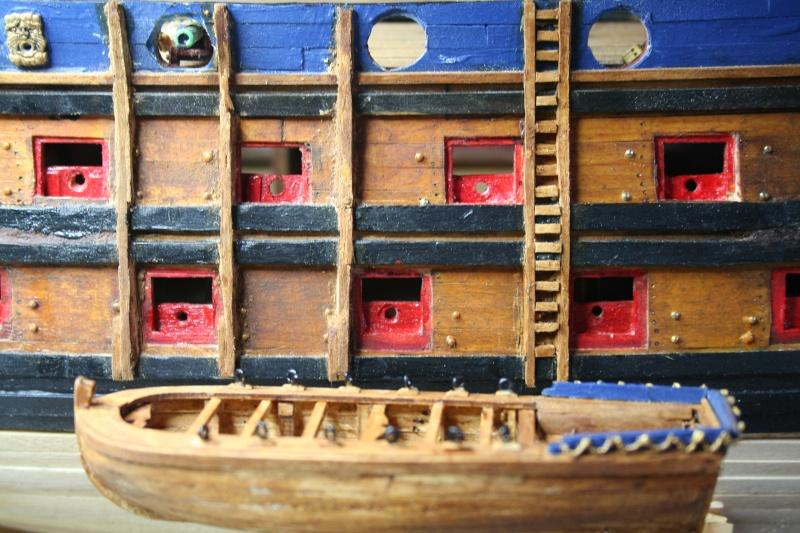 L'Ambitieux  un des navires de Tourville par michaud - Page 5 Img_6820