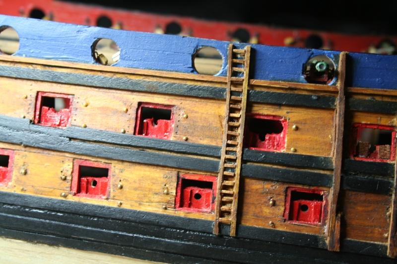 L'Ambitieux  un des navires de Tourville par michaud - Page 5 Img_6821