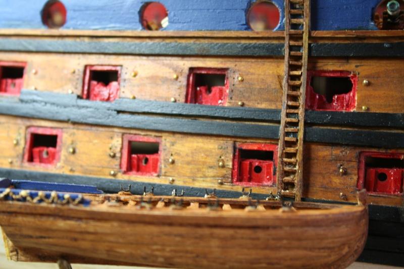 L'Ambitieux  un des navires de Tourville par michaud - Page 5 Img_6824
