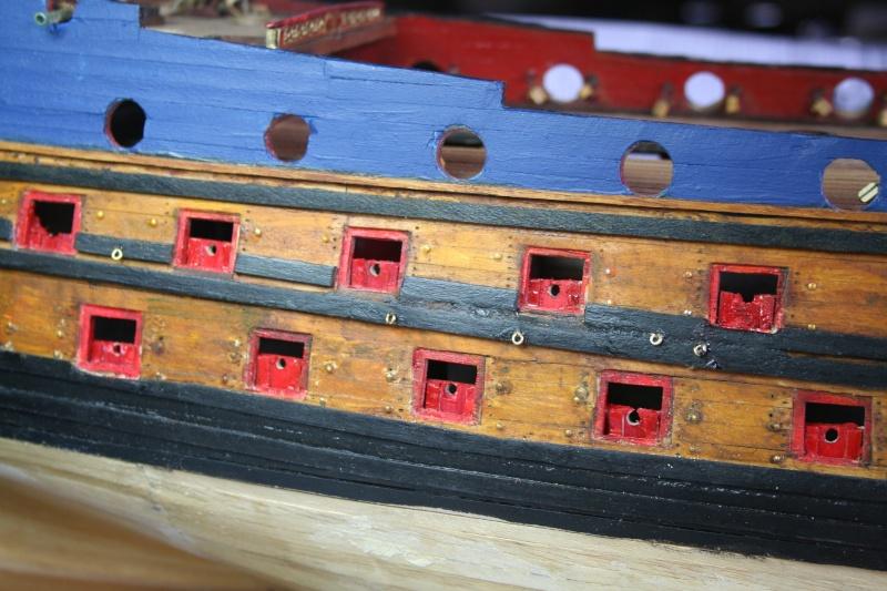 L'Ambitieux  un des navires de Tourville par michaud - Page 6 Img_6864