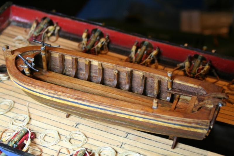 L'Ambitieux  un des navires de Tourville par michaud - Page 6 Img_6913