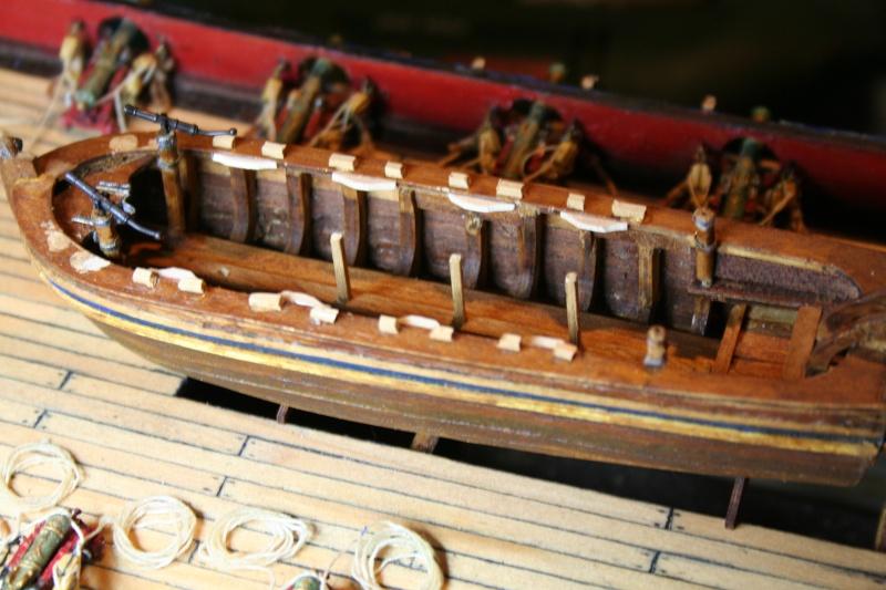 L'Ambitieux  un des navires de Tourville par michaud - Page 6 Img_6918