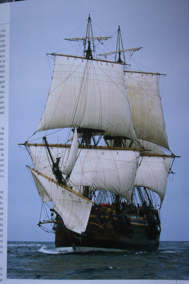 le radoub du ponant : Origine des voiles royales - Page 4 Photo_12
