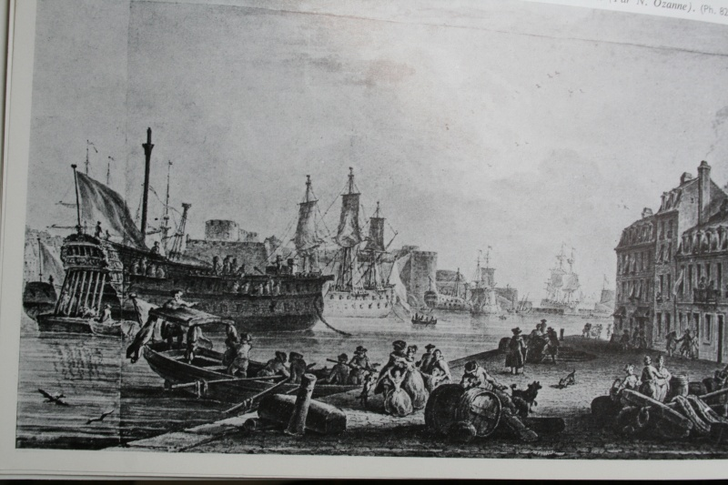 le radoub du ponant : Origine des voiles royales - Page 6 Photo_68