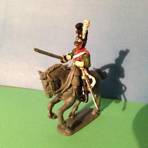 Projets en 28 mm : gardes d'Honneur italiens et gardes du Corps westphaliens - Page 3 Gardes10