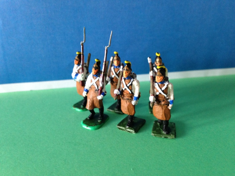 Le bataillon autrichien : le retour ... Img_3110