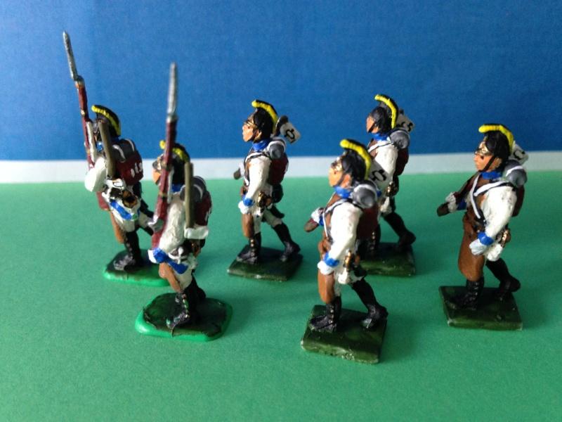 Le bataillon autrichien : le retour ... Img_3111