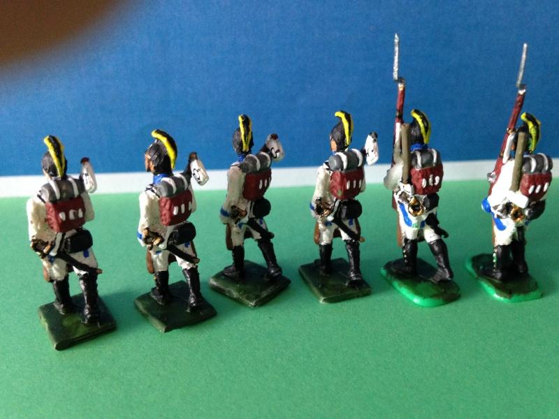 Le bataillon autrichien : le retour ... Img_3112