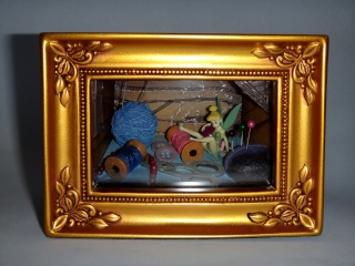 Diorama clochette 11508710