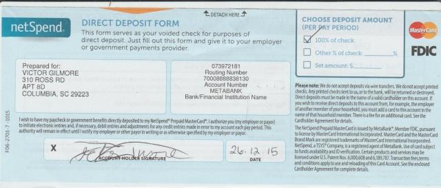 Acordo Cardholder Conta Accoun11