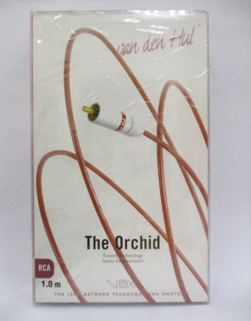 Van Den Hul Interconnect - The Orchid (Halogen Free) (New) Img_0011