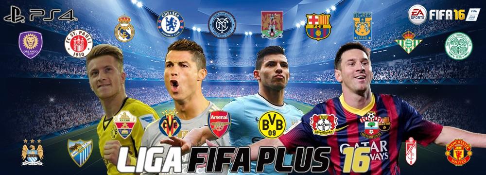 Liga Fifa Plus