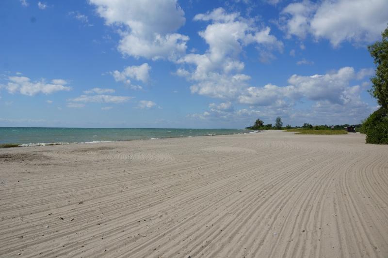 Parc Provincial Darlington, Lac Ontario, Ontario Dsc02011