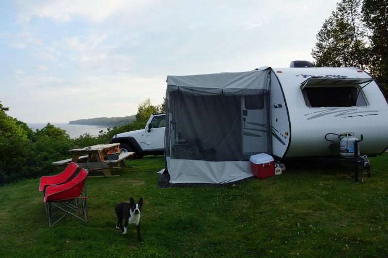 Camping Bon-Désir, Les Bergeronnes Dsc02013
