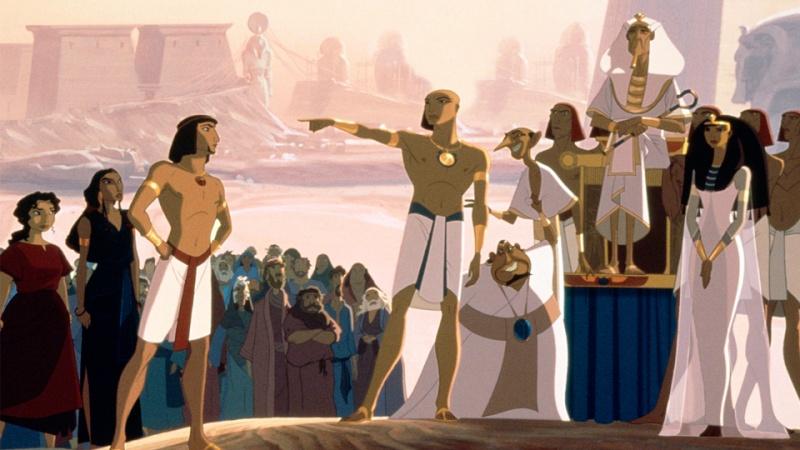 Akhenaton et le monothéisme. The_ne11