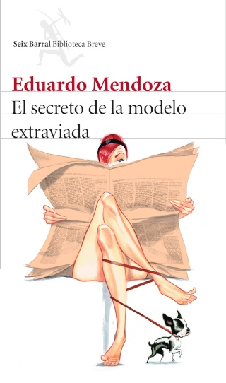 """Nuevo libro para leer: """"El secreto de la modelo extraviada"""" 97884311"""