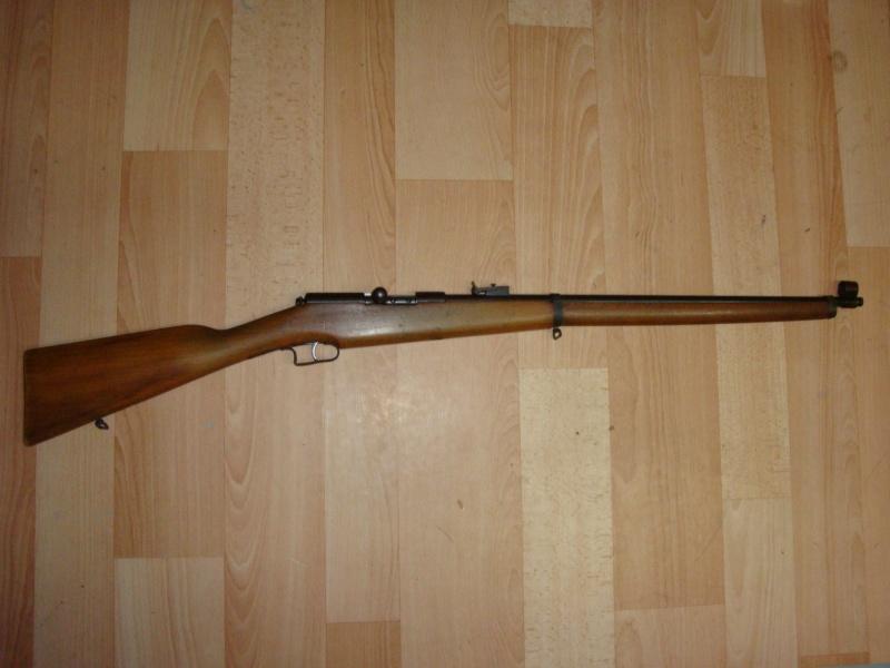 Carabine inconue (Objet Tirant Non Identifié...) 110