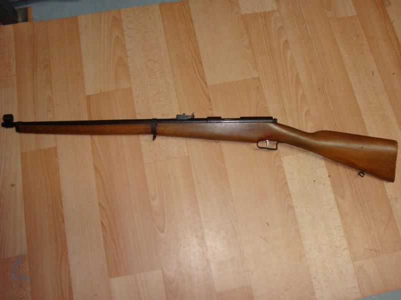 Carabine inconue (Objet Tirant Non Identifié...) 210
