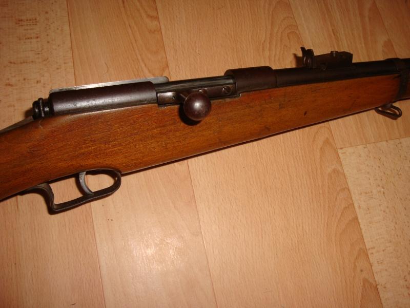 Carabine inconue (Objet Tirant Non Identifié...) 310