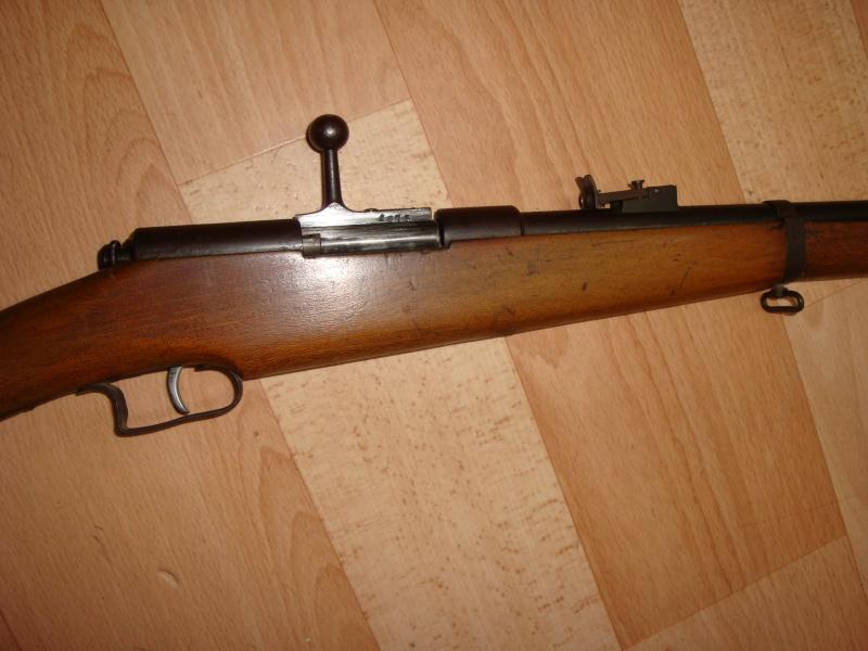 Carabine inconue (Objet Tirant Non Identifié...) 510