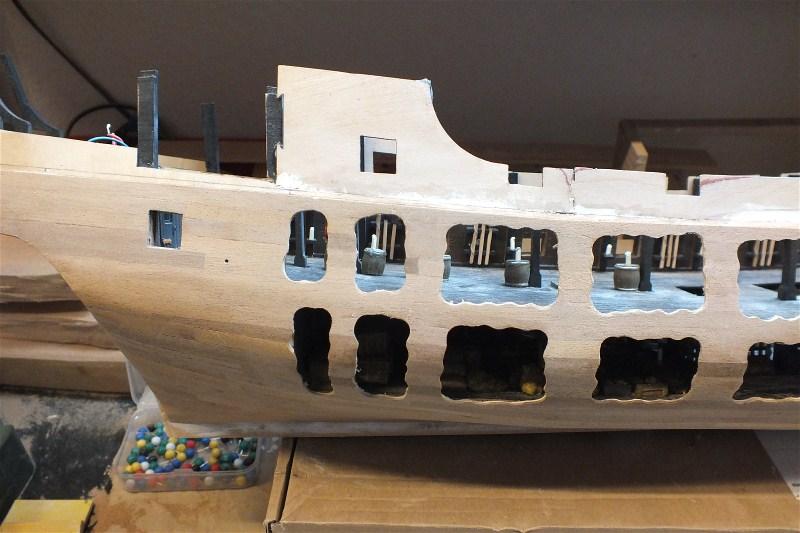 Black Pearl von Hachette gebaut von Scampolo - Seite 2 Dscf1914