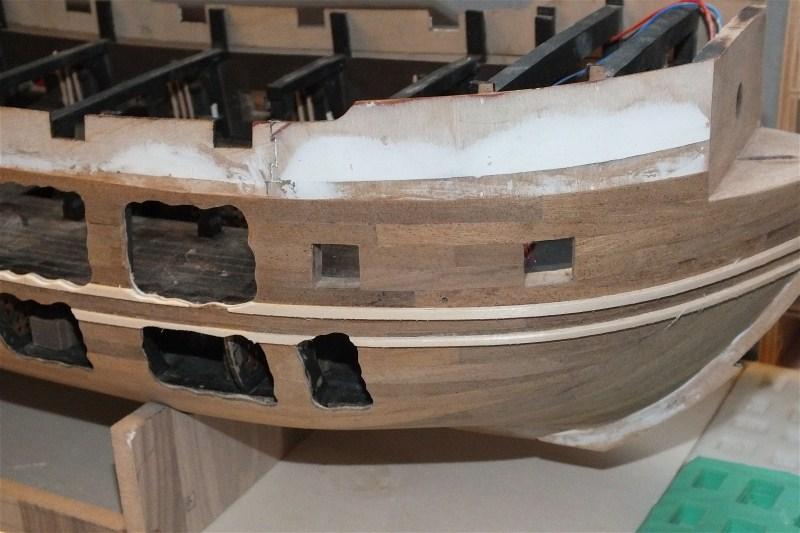 Black Pearl von Hachette gebaut von Scampolo - Seite 3 Dscf2011