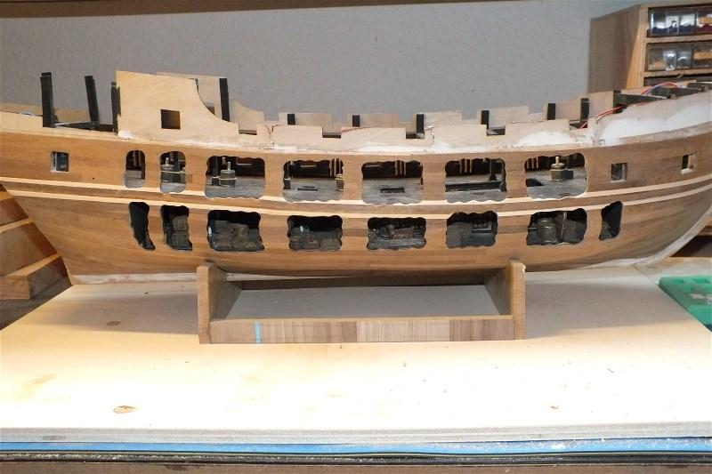 Black Pearl von Hachette gebaut von Scampolo - Seite 3 Dscf2012