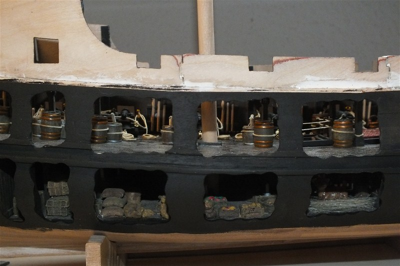 Black Pearl von Hachette gebaut von Scampolo - Seite 3 Dscf2036