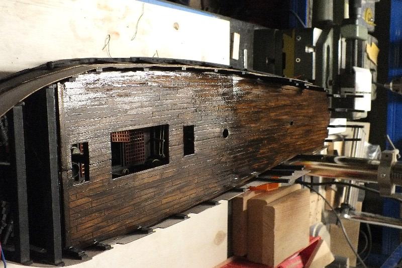 Black Pearl von Hachette gebaut von Scampolo - Seite 3 Dscf2043