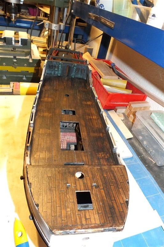 Black Pearl von Hachette gebaut von Scampolo - Seite 3 Dscf2128