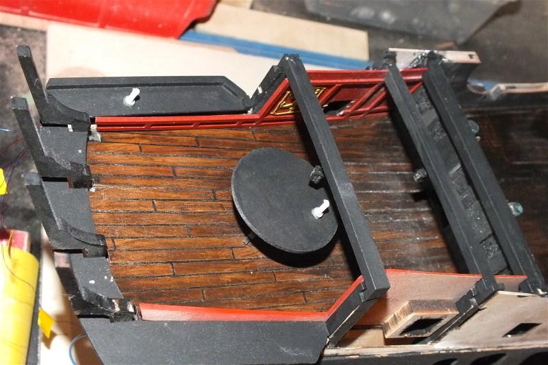 Black Pearl von Hachette gebaut von Scampolo - Seite 3 Dscf2129