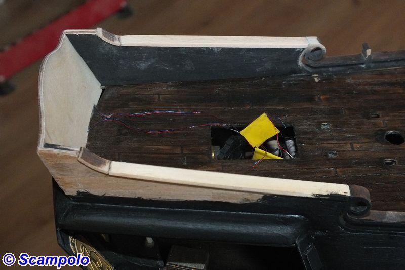 Black Pearl von Hachette gebaut von Scampolo - Seite 4 Dscf2227