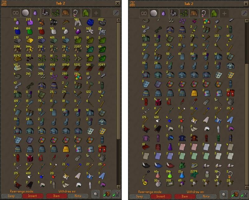 1 - 92 Slayer/Clue Bank Tab. 92slay10
