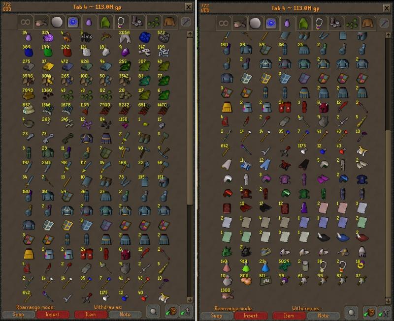 1 - 92 Slayer/Clue Bank Tab. 96slay10
