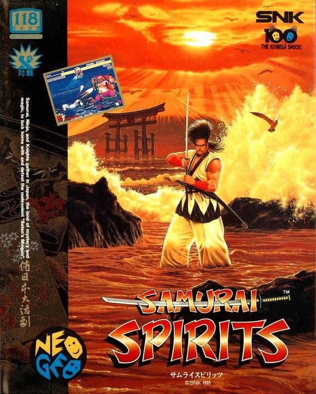 [JEU] Le jeu du moment - n°1 - Samurai Spirits Ss1cov10
