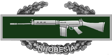 Rhodesian Combat Infantry Badge Image10