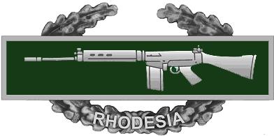 Rhodesian Combat Infantry Badge Image11