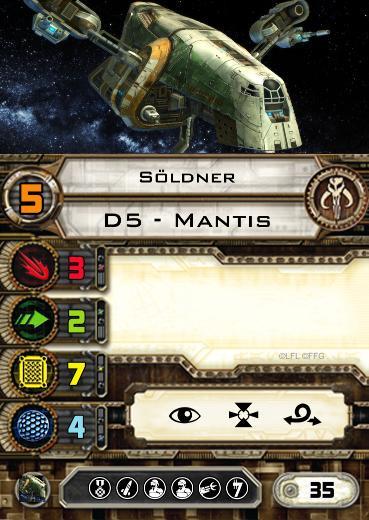 DS-5 Mantis Old Republic Syldne13