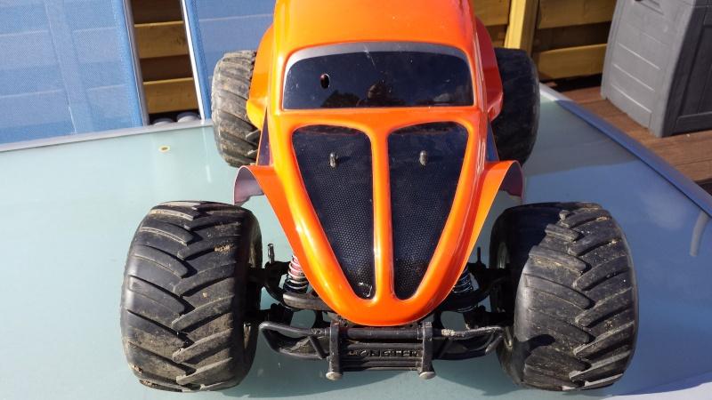 Monster Fg Beetle zenoah 26cc 20150911