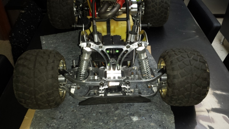 Monster Fg Beetle zenoah 26cc 20151231