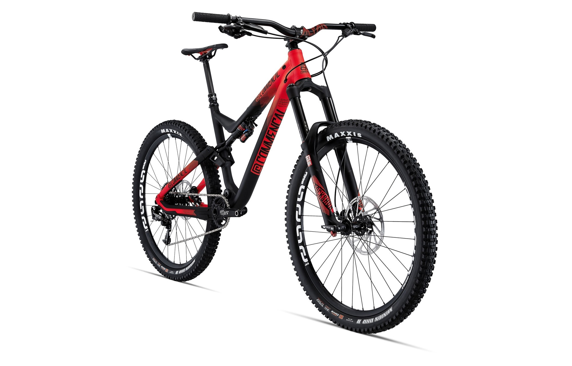 Les vélos Commencal Commen11